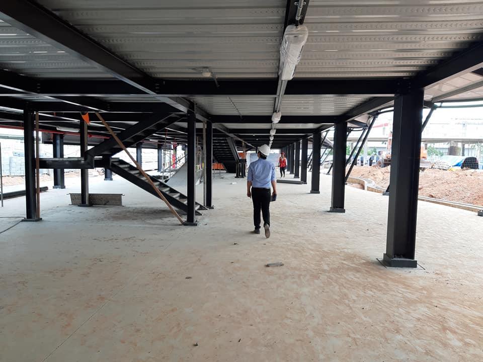 Lắp dựng nhà xưởng Đà Nẵng